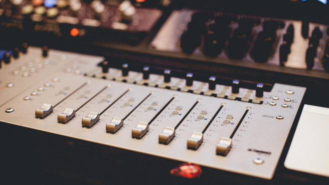 Audio Mixing for Broadcast